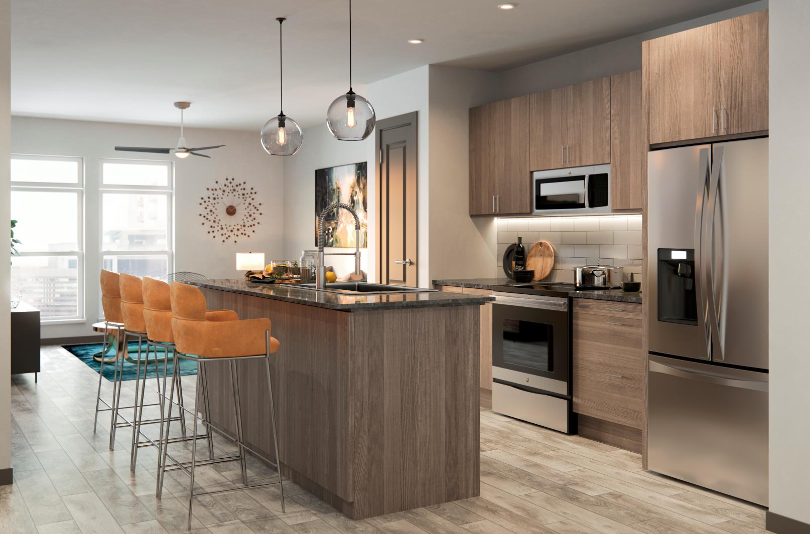 3D Kitchen Solis