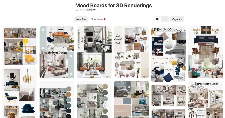 Mood Board - Pinterest-1