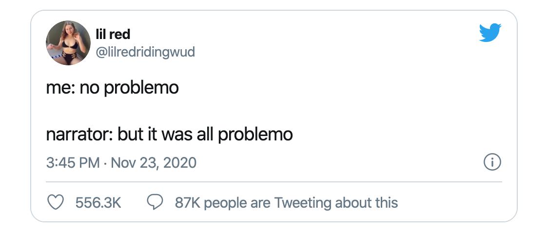 Tweet #1