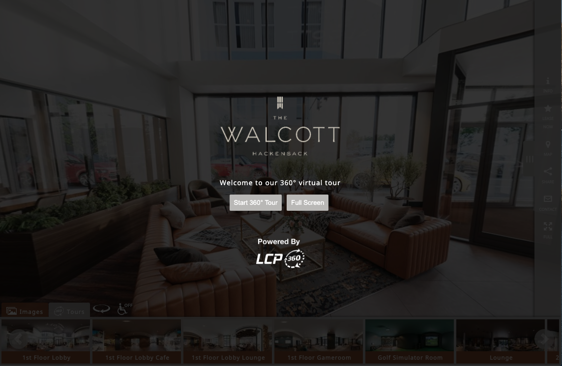 The Walcott Virtual Tour