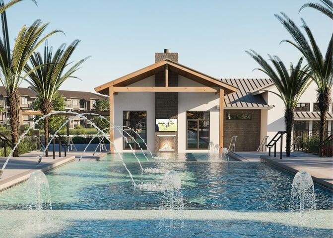 Senior Living Blog Images - 3D Pool