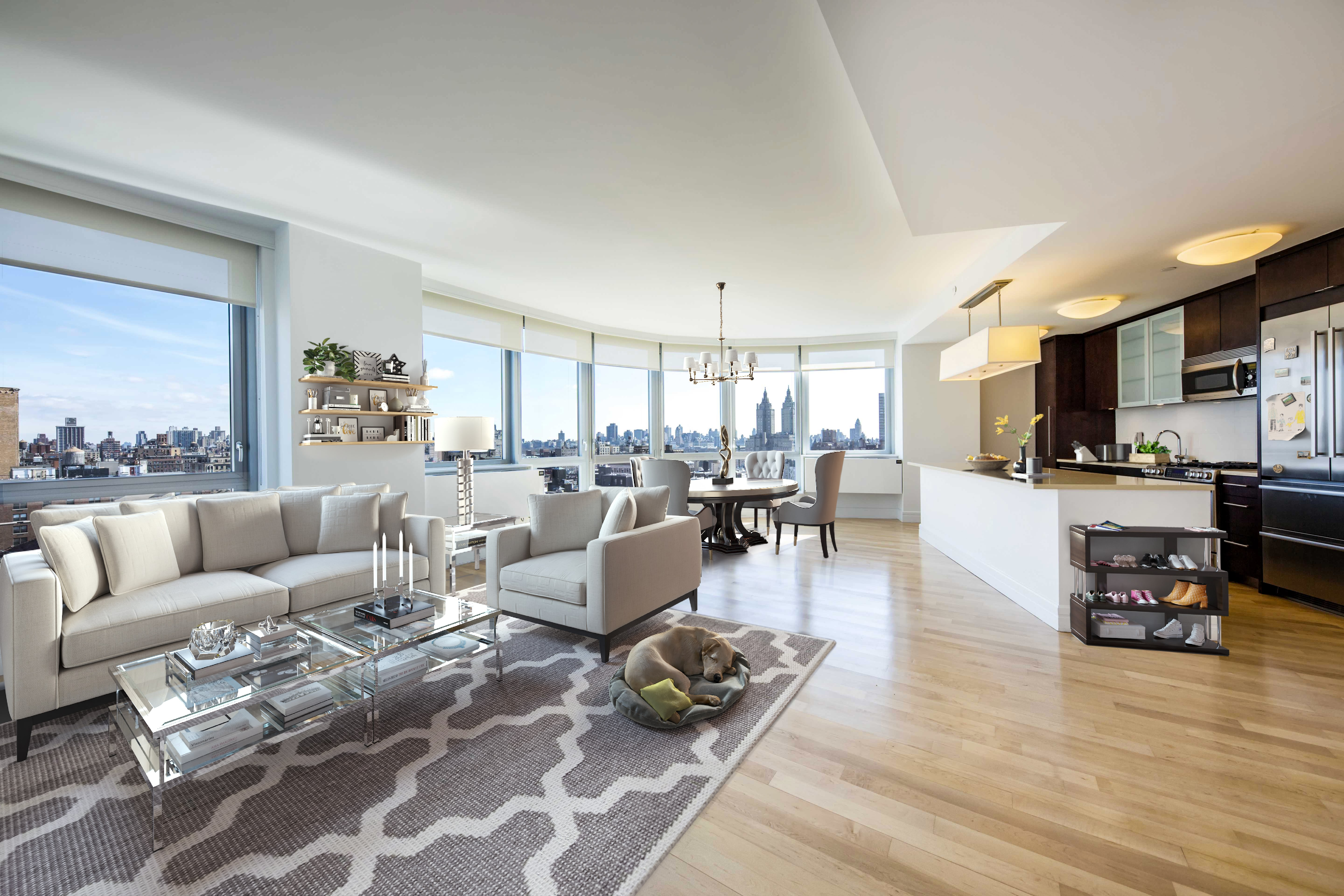Multifamily Living Room - After-1