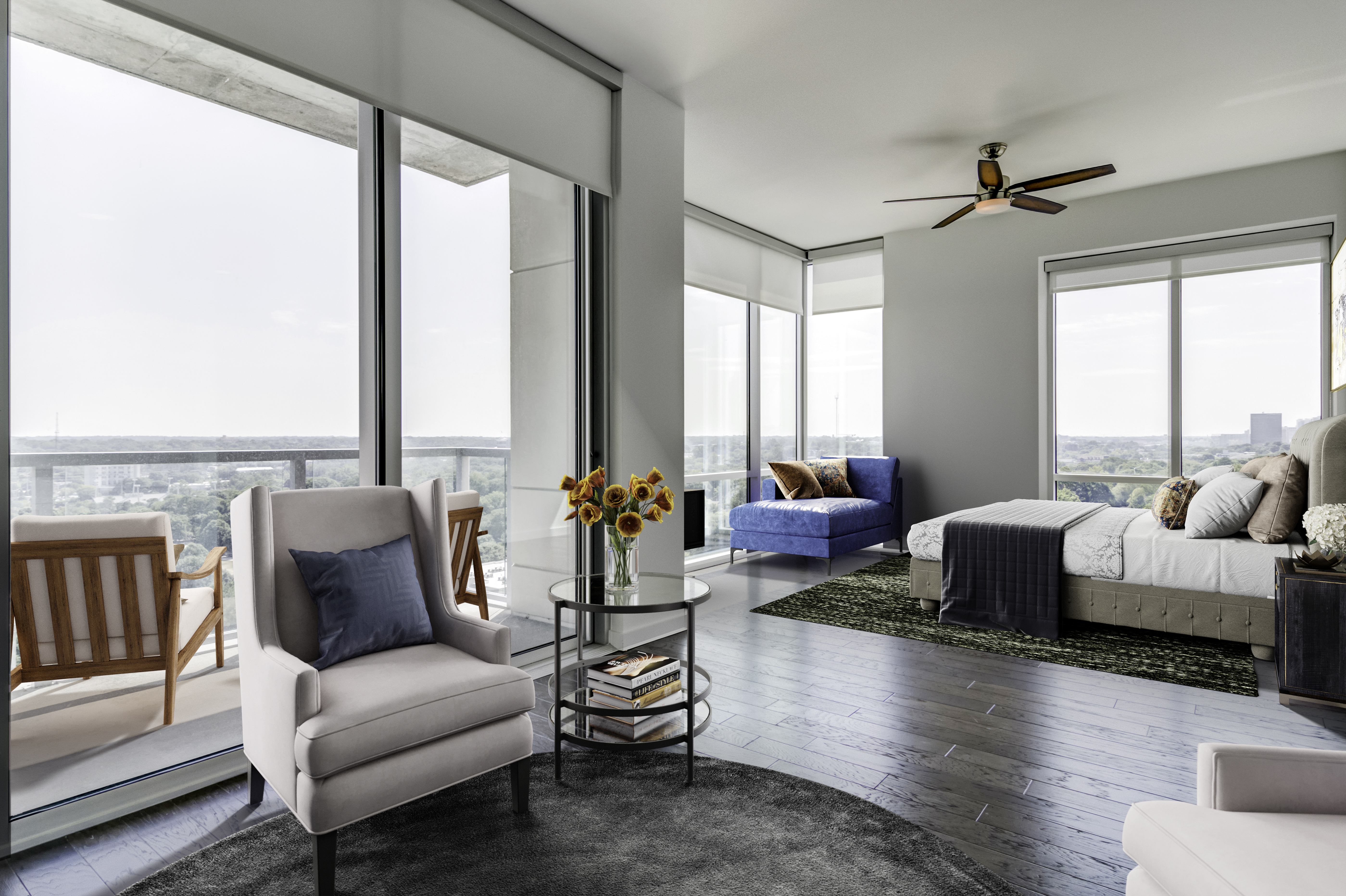 Home Staging vs. Virtual Staging for Apartment Homes