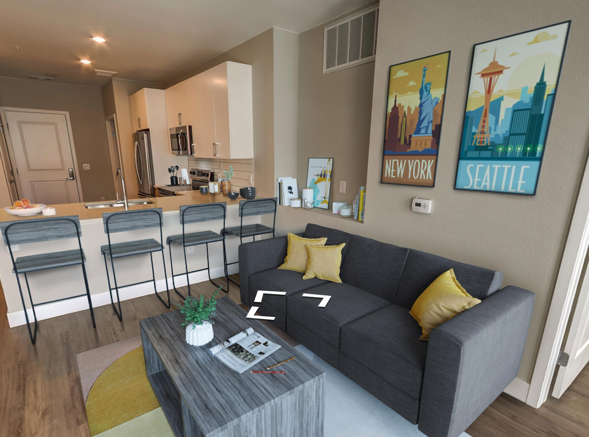 Modern Apartment Model Staging: 3 Reasons Your Community Needs Virtual Staging
