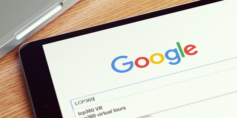 Google Search - gmb banner