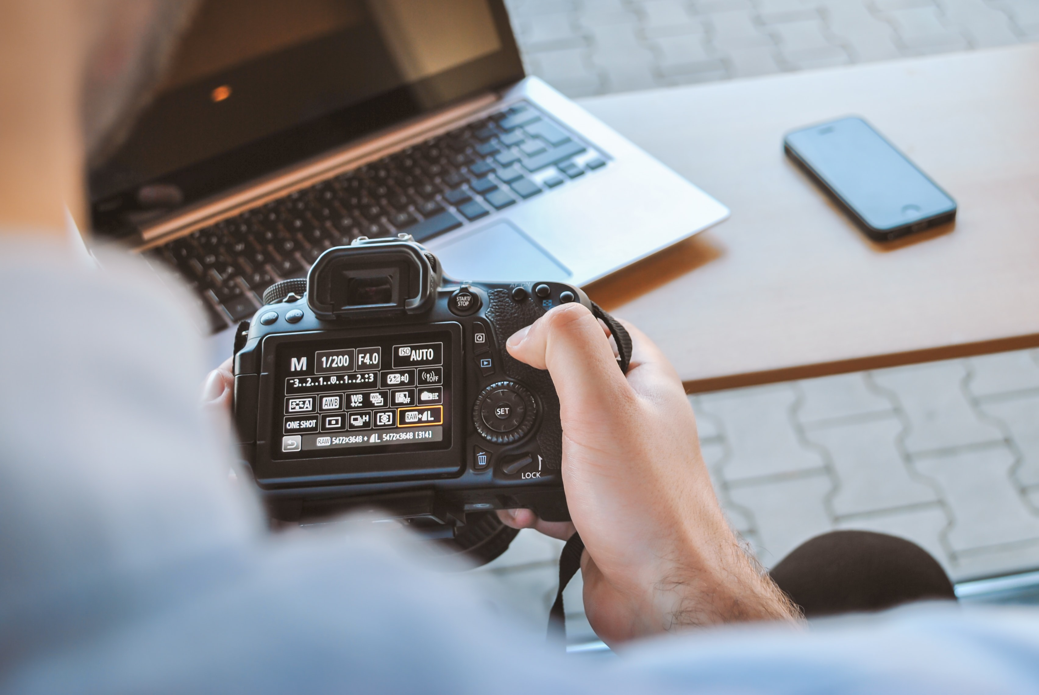 Smartphone vs. DSLR Camera: What is Better Suited for Your Property Photography?
